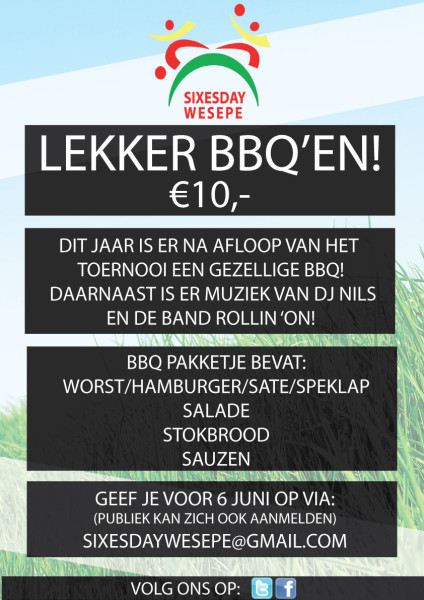 BBQ Sixesday 2014